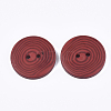 Resin Buttons RESI-S377-05D-1-1