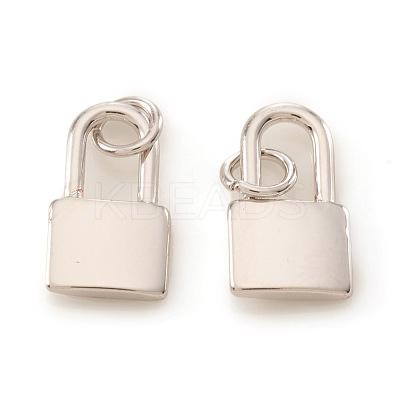 Brass CharmsKK-I672-21-1
