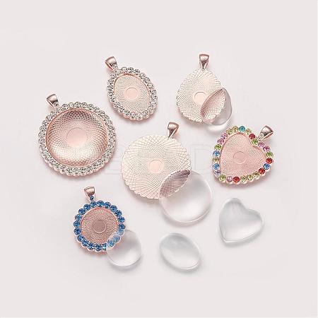 DIY Jewelry SetsDIY-X0285-02-1