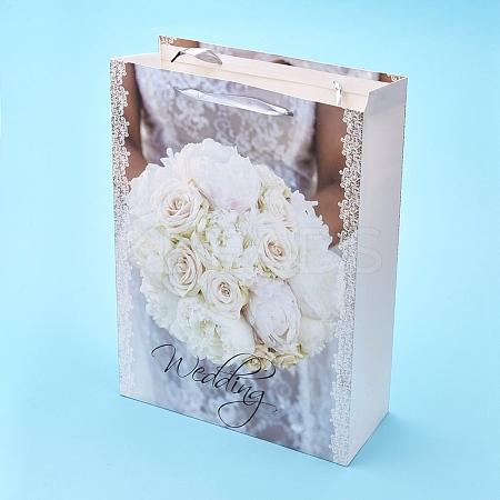 Party Present Gift Paper BagsDIY-I030-08C-04-1