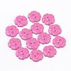 2-Hole Acrylic ButtonsX-BUTT-Q037-08B-1