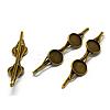 Iron Hair Bobby Pins FindingsX-MAK-Q005-12-1