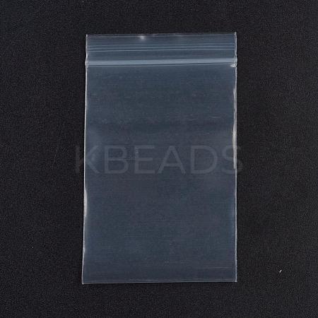 Plastic Zip Lock BagsOPP-G001-B-5x8cm-1