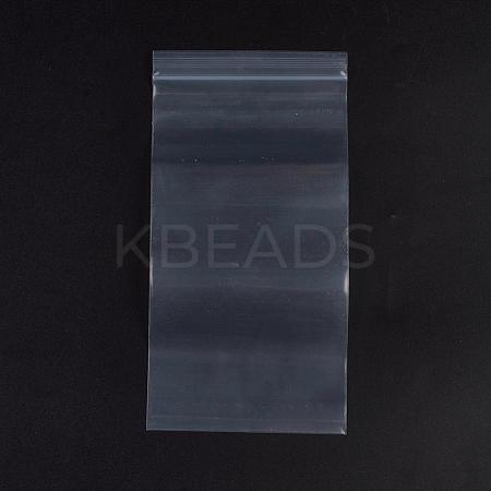 Plastic Zip Lock BagsOPP-G001-B-10x20cm-1