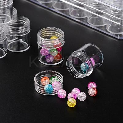Plastic Beads Storage Containers X-C004Y-1
