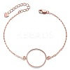 SHEGRACE® Simple Design 925 Sterling Silver Bracelet JB227B-1