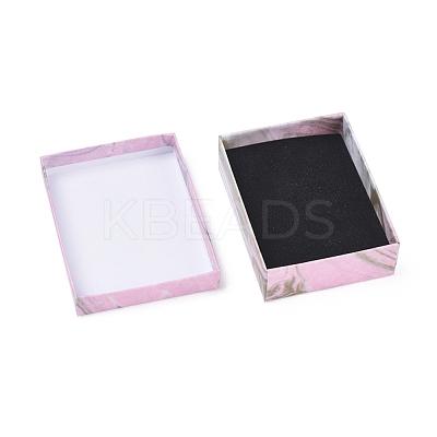 Cardboard Box Jewelry Set BoxesCBOX-G018-C01-1