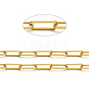 Brass Paperclip ChainsCHC-L044-01A-G-1