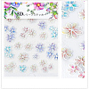 5D Nail Art Water Transfer Stickers Decals X-MRMJ-S008-084Q-1