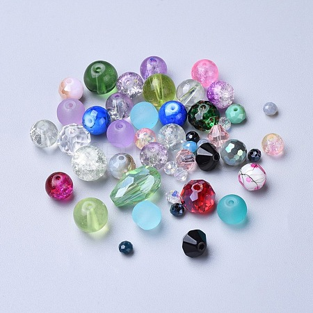 Glass BeadsGLAA-XCP0004-01-1