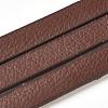 Flat Imitation Leather CordsX-LC-E019-01C-1
