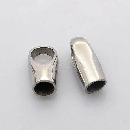 304 Stainless Steel Cord EndsSTAS-N034-10-1
