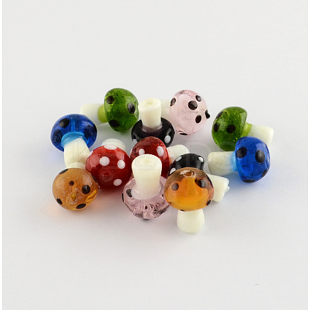 K Beads 100pc Handmade Lampwor...
